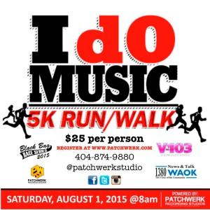 I Do MUSIC 5K Run