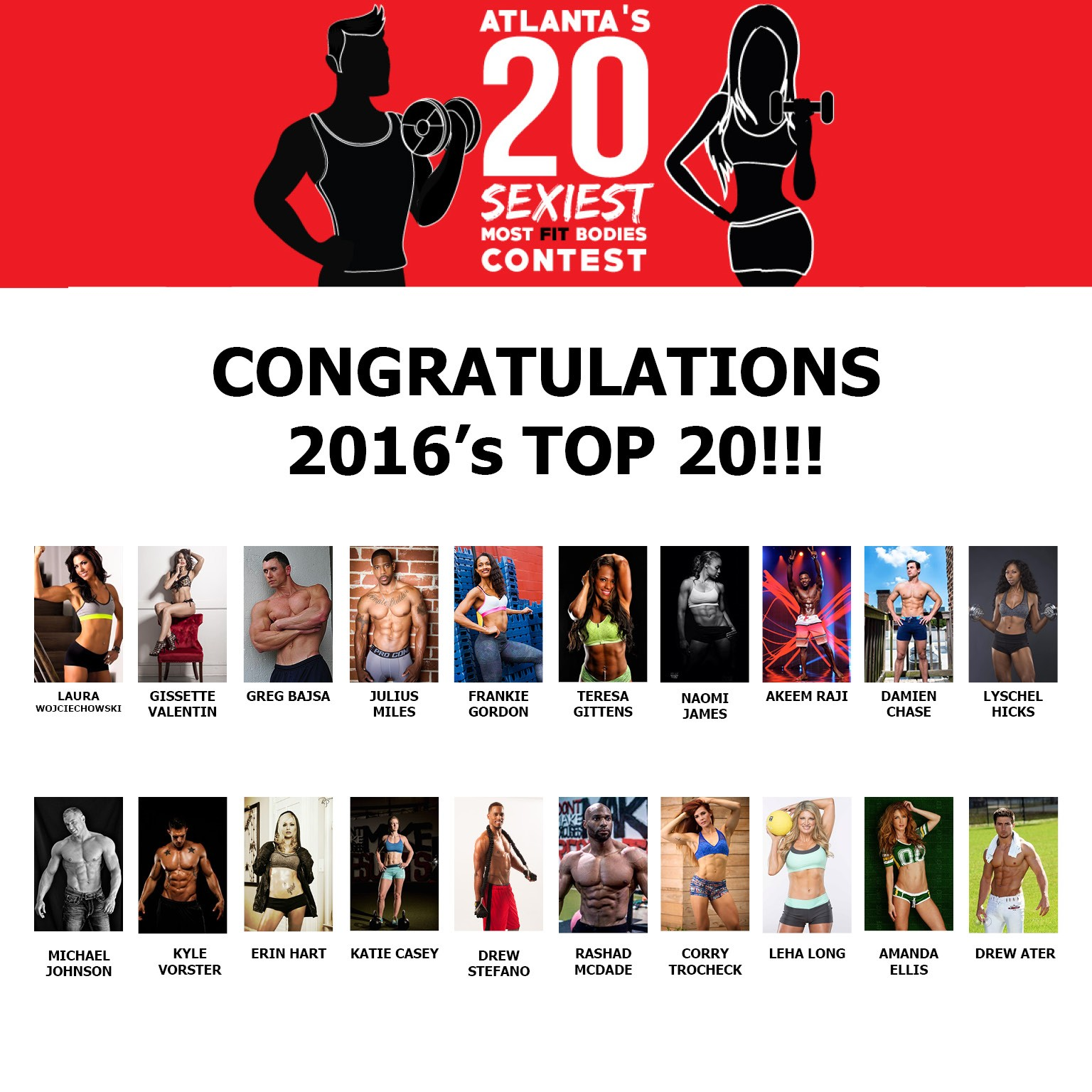 Body design university personal training certification contest winner square 2016 no sponors listed xflitez Images